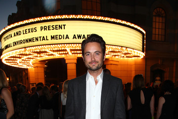 Justin Chatwin 23rd Annual Environmental Media Awards Presented By Toyota And Lexus - Roaming Inside And Backstage