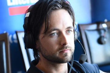 Justin Chatwin SiriusXM's Entertainment Weekly Radio Channel Broadcasts From Comic-Con 2016 - Day 1