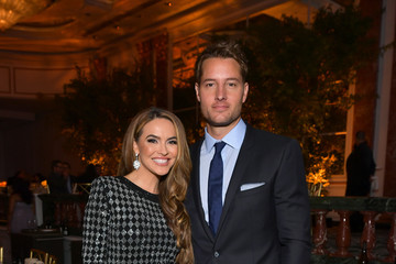 Justin Hartley Chrishell Stause Hollywood Foreign Press Association's Annual Grants Banquet - Inside