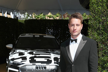 Justin Hartley Audi At The 70th Annual Emmy Awards