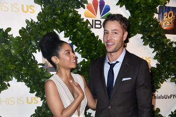 "Justin Hartley 20th Century Fox Television And NBC's ""This Is Us"" FYC Screening And Panel - Arrivals"