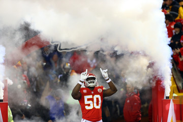 Justin Houston Divisional Round - Pittsburgh Steelers v Kansas City Chiefs