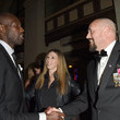 Justin Jordan Salute To Heroes Service Gala To Benefit The National Foundation For Military Family Support