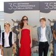 Justin Korovkin Critic's Week Photocall - The 77th Venice Film Festival