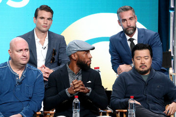 Justin Lin 2017 Summer TCA Tour - Day 8