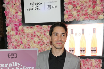 Justin Long 2017 Tribeca Film Festival After Party for 'Literally, Right Before Aaron'