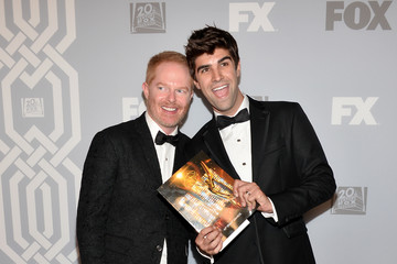 Justin Mikita Fox Post-Emmy Party in LA