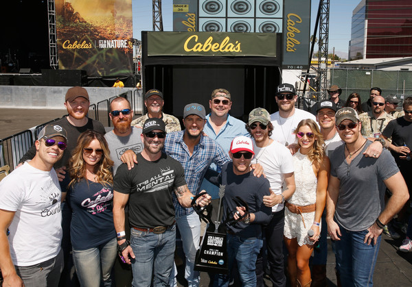 Cabela's and Academy of Country Music Celebrity Archery Tournament at 4th ACM Party for a Cause Festival