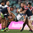 Justin O'Neill NRL Rd 21 - Roosters vs. Cowboys