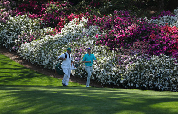The Masters - Preview Day 2 []