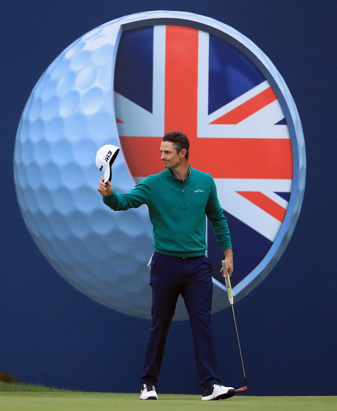 Sky Sports British Masters - Day Two