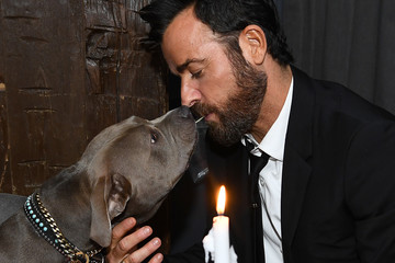 """Justin Theroux Cinema Society Hosts Special Screening Of Disney+'s """"Lady And The Tramp"""" - After Party"""