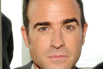 Justin Theroux Boss - Front Row - Mercedes-Benz Fashion Week Spring 2015