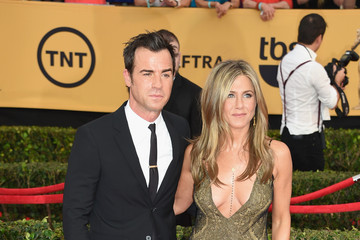 Justin Theroux 21st Annual Screen Actors Guild Awards - Arrivals