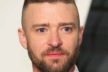 Justin Timberlake 2017 Vanity Fair Oscar Party Hosted By Graydon Carter - Arrivals