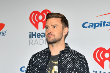 Justin Timberlake 2018 iHeartRadio Music Festival -  Night 2 – Press Room