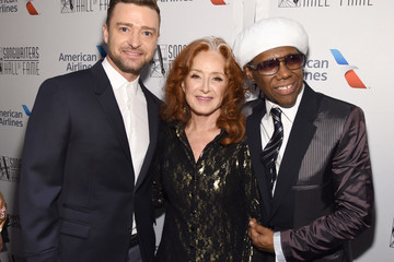 Justin Timberlake Songwriters Hall Of Fame 50th Annual Induction And Awards Dinner - Backstage