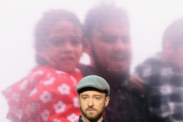 Justin Timberlake Hand in Hand: A Benefit for Hurricane Relief - Los Angeles