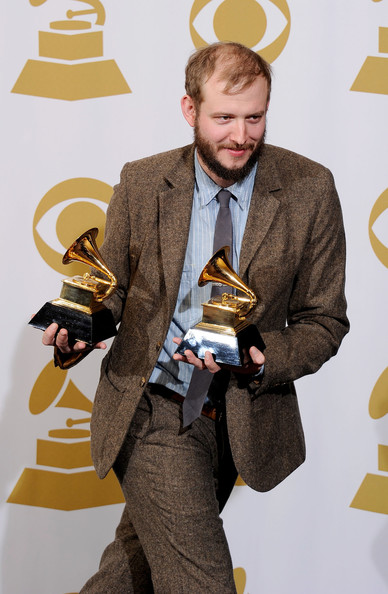 how tall is justin vernon