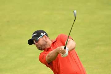 Justin Walters Dubai Duty Free Irish Open - Day One