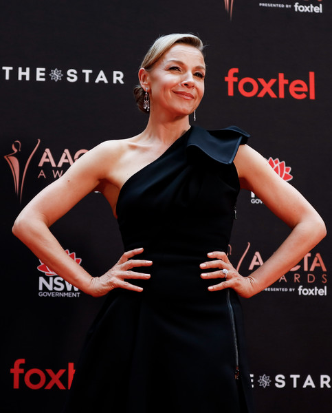 Celebrities Attend the 2019 AACTA Awards at The Star