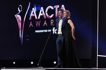 Justine Clarke Damon Gameau 2019 AACTA Awards Presented By Foxtel | Ceremony