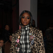 Justine Skye R13 - Front Row - February 2020 - New York Fashion Week: The Shows