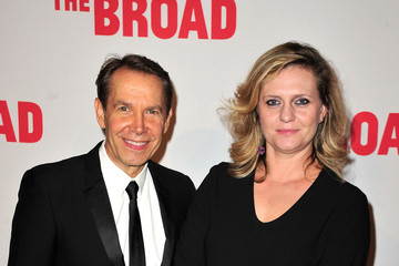 Justine Wheeler Koons The Broad Museum Black Tie Inaugural Dinner