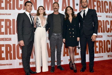 Juston Street Premiere of Clarius Entertainment's 'My All American' - Red Carpet