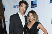 Christopher French and Ashley Tisdale attend the Juvenile Diabetes Research Foundation's 15th Annual Imagine Gala at The Beverly Hilton Hotel on May 12, 2018 in Beverly Hills, California.