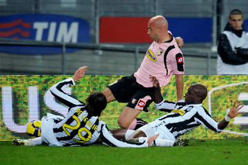 Mohammed Sissoko Juventus FC v US Citta di Palermo - Serie A