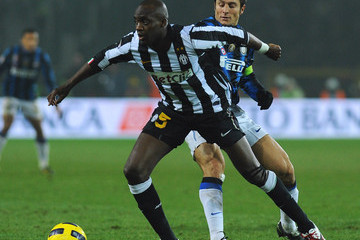 Mohamed Lamine Sissoko Juventus FC v FC Internazionale Milano - Serie A