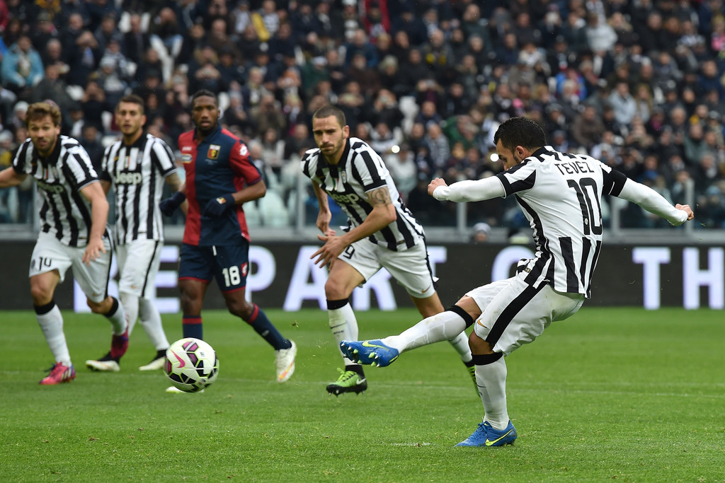 Juventus 2-1 Genoa: Report, Ratings & Reaction as Ronaldo ...