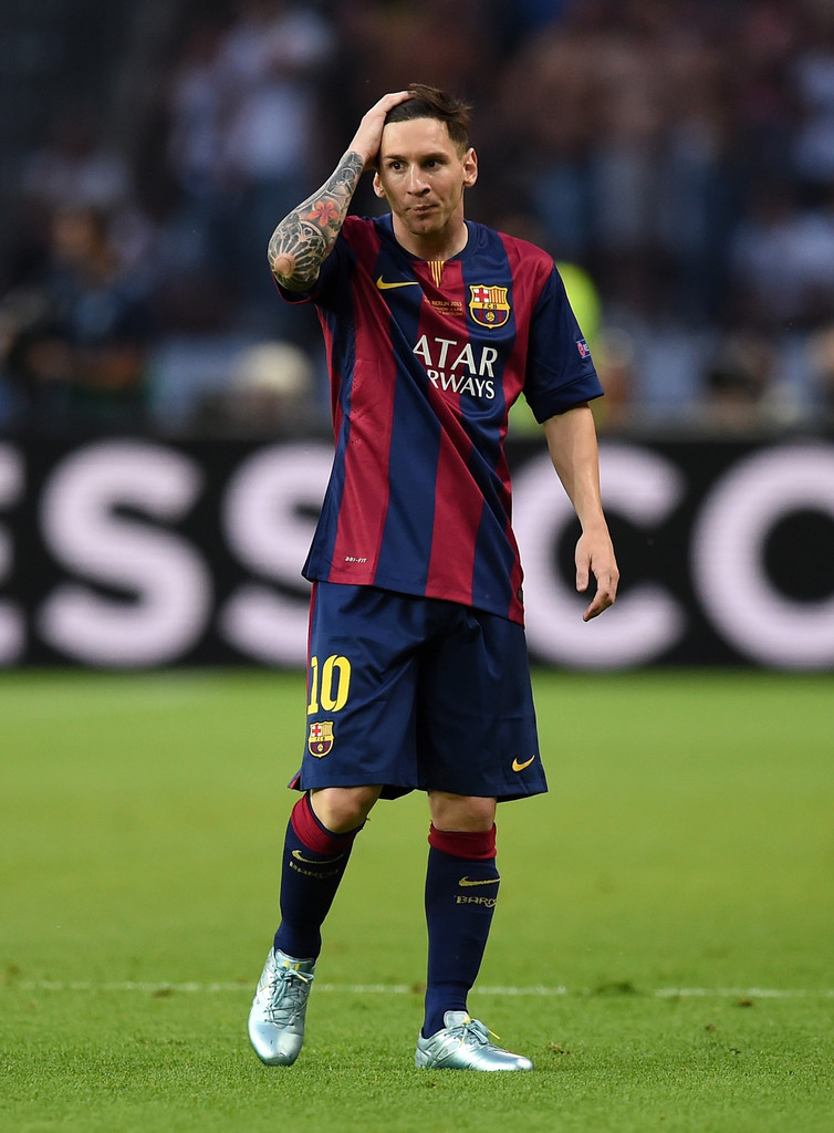 Lionel Messi Lionel Messi Photos Juventus V Fc Barcelona Uefa Champions League Final Zimbio
