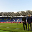 Andrea Agnelli and Pavel Nedved