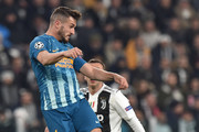 Koke of Atletico Madrid in action during the UEFA Champions League Round of 16 Second Leg match between Juventus and Club de Atletico Madrid at Allianz Stadium on March 12, 2019 in Turin, .