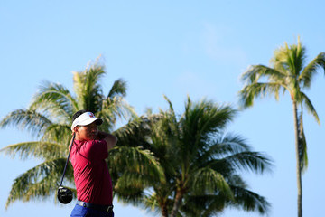 K.J. Choi Sony Open in Hawaii - Preview Day 3