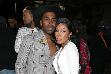 K. Michelle BET Presents: 2018 Soul Train Awards - Backstage & Audience