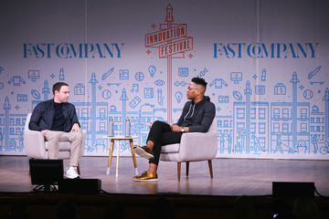KC Ifeanyi Fast Company Innovation Festival - Day 1