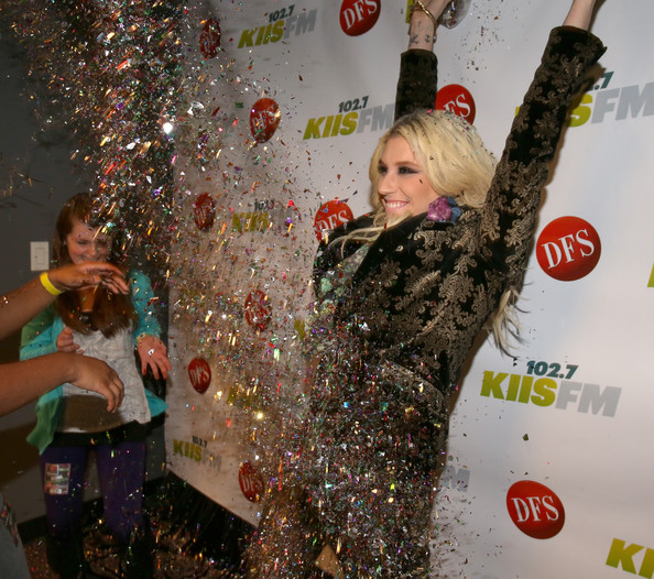 KIIS FM's 2012 Jingle Ball - Night 2 - Backstage