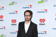 Jason Priestley attends KIIS FM's Jingle Ball 2019 presented by Capital One at The Forum on December 06, 2019 in Inglewood, California.