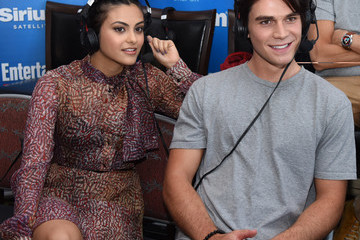 KJ Apa SiriusXM's Entertainment Weekly Radio Channel Broadcasts From Comic-Con 2016 - Day 3
