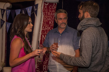 Kacey Musgraves Zodiac Vodka Brand Ambassador Kacey Musgraves and Top Chef's Gail Simmons Host The FOOD & WINE Classic In Aspen's Last Call Y'All Late Night Party