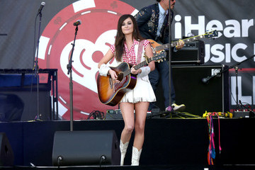 Kacey Musgraves 2014 iHeartRadio Music Festival Village - Show