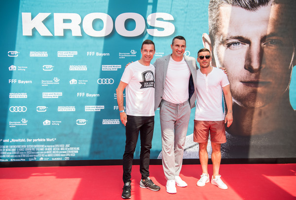 'Kroos' World Premiere In Cologne