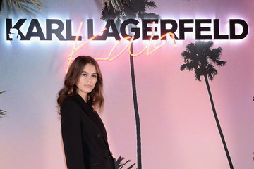 Kaia Gerber Karl Lagerfeld X Kaia Capsule Collection Launch - Photocall