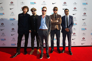 Kaiser Chiefs Lions and Roses Charity Event