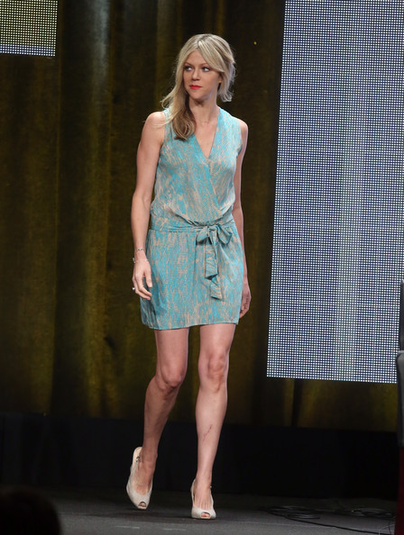 Kaitlin Olson Photos Photos - 2013 Summer TCA Tour - Day ...