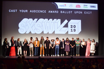 Kaitlyn Dever Beanie Feldstein 'Booksmart' Premiere - 2019 SXSW Conference And Festivals
