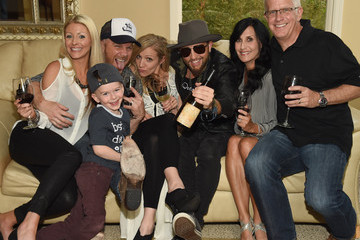 Kaitlyn Lucas LOCASH Wine Release Party